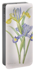 Iris Xiphium Portable Battery Charger