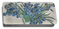 Irises, 1890 Portable Battery Charger