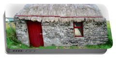 Irish Cottage Portable Battery Charger