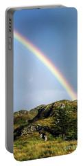 Irish Rainbow Portable Battery Charger