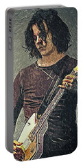 Jack White Portable Battery Charger