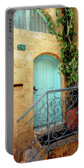 Jaffa-israel Portable Battery Charger by Denise Moore