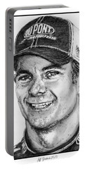Jeff Gordon In 2010 Portable Battery Charger