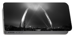 Jefferson Expansion Memorial Gateway Arch Portable Battery Charger