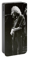 Grateful Dead - Jerry Garcia - Celebrities Portable Battery Charger