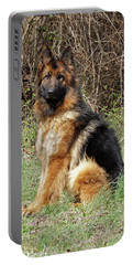 Portable Battery Charger featuring the photograph Jessy by Sandy Keeton