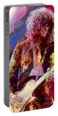Jimmy Page Les Paul Gibson Portable Battery Charger