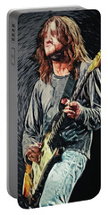 John Frusciante Portable Battery Charger