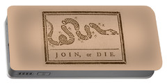 Join Or Die Portable Battery Charger