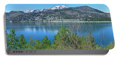 June Lake Panorama Portable Battery Charger