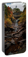 Portable Battery Charger featuring the photograph Kaaterskill Falls  by Anthony Fields