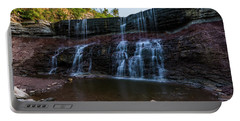 Kansas Waterfall Portable Battery Charger