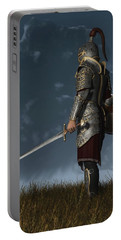 Knight Of The Storm Portable Battery Charger