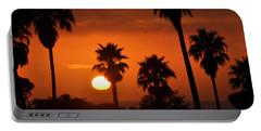 La Jolla Sunset Portable Battery Charger
