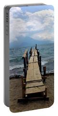 Lake Atitlan Dock Portable Battery Charger