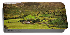 Lake District Landscape Portable Battery Charger