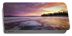 Lake Ice Portable Battery Charger