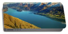Lake Wanaka Portable Battery Charger