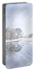 Last Winter's Dream Portable Battery Charger