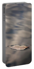 Leaf On Water Portable Battery Charger