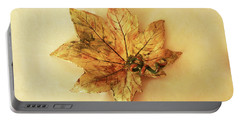 Leaf Plate1 Portable Battery Charger
