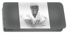 Ernie Banks Portable Battery Charger