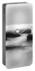 Portable Battery Charger featuring the photograph Ebb And Flow by Parker Cunningham