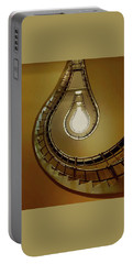 Light Bulb Staircase Portable Battery Charger