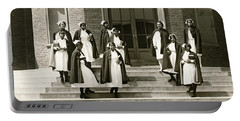 Lincoln School For Nurses Portable Battery Charger
