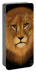 Lion - The King Of The Jungle Portable Battery Charger