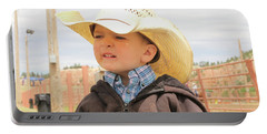 Little Cowboy Portable Battery Charger