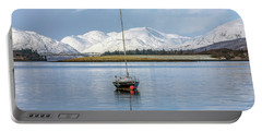 Loch Leven - Scotland Portable Battery Charger