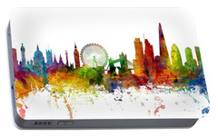 London Skyline Portable Battery Chargers