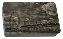 London Eye Portable Battery Charger by Martin Newman