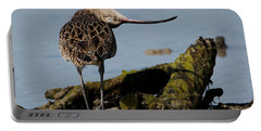 Long-billed Curlew Portable Battery Charger