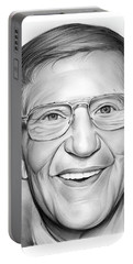 Lou Holtz Portable Battery Charger