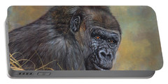 Lowland Gorilla Portable Battery Charger