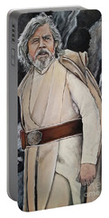 Luke Skywalker Portable Battery Charger