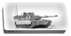 M1a1 Tank Portable Battery Charger