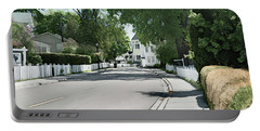 Mackinac Island Street  Portable Battery Charger