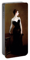Madame X Portable Battery Charger