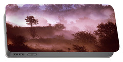 Magical Misty Morning Portable Battery Charger
