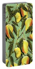 Mango Season Portable Battery Charger by Uma Gokhale