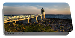 Marshall Point Lighthouse Portable Battery Charger