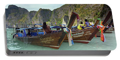 Maya Beach, Phi-phi Leh Island Portable Battery Charger