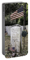 Memorial For Mia Veterans Portable Battery Charger