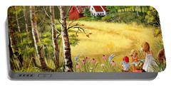 Memories For Mom Portable Battery Charger by Marilyn Smith