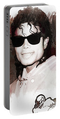 Michael Jackson Portable Battery Charger