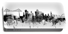 Middlesbrough England Skyline Portable Battery Charger