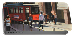 Milan Trolley Portable Battery Charger